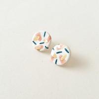 GIA 3 earrings