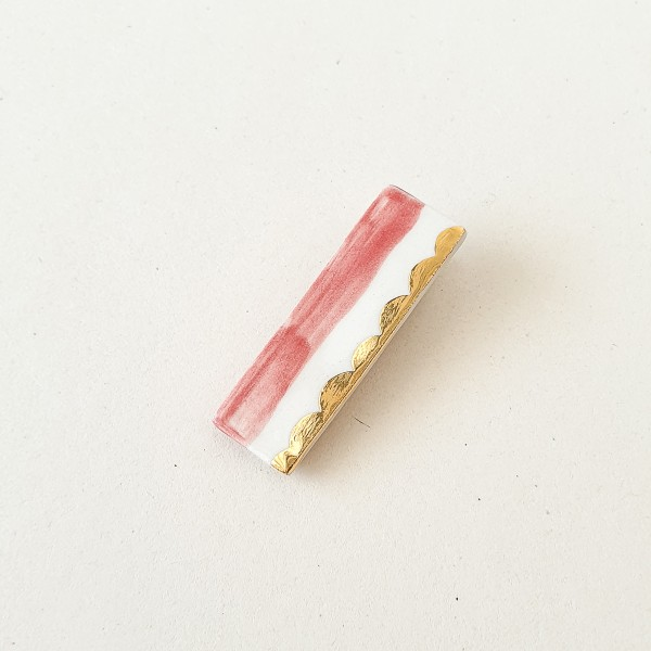 Hair Clip / RECTANGLE SMALL 1
