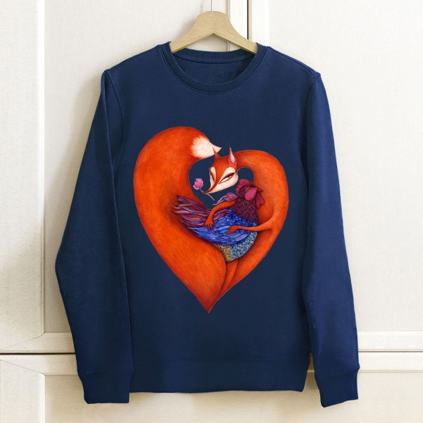 VALENTINE / SURPRISE unisex sweatshirt