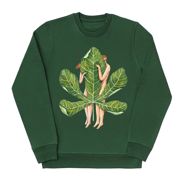 Adam and Eve / Unisex Sweatshirt