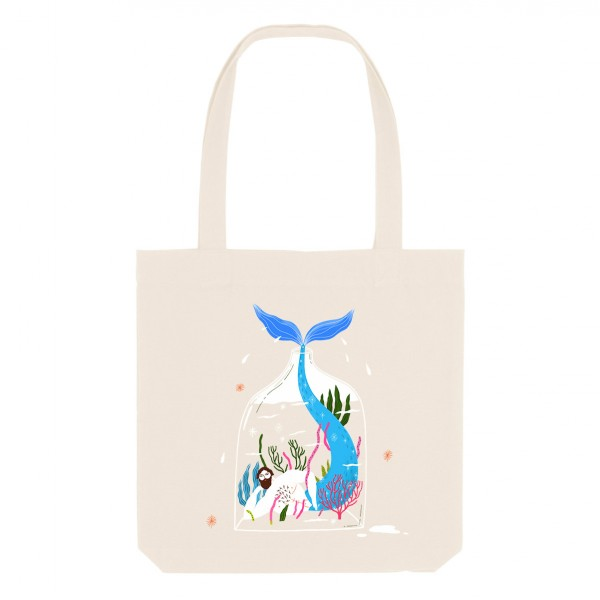 Souvenir Merman Bag