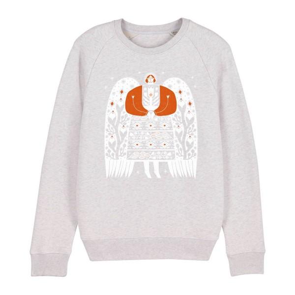 INGER / Unisex Sweatshirt #1