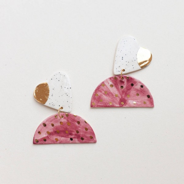 L.O.V.E. / VIOLA - Earrings