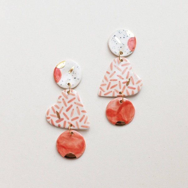L.O.V.E. / EDITH - Earrings