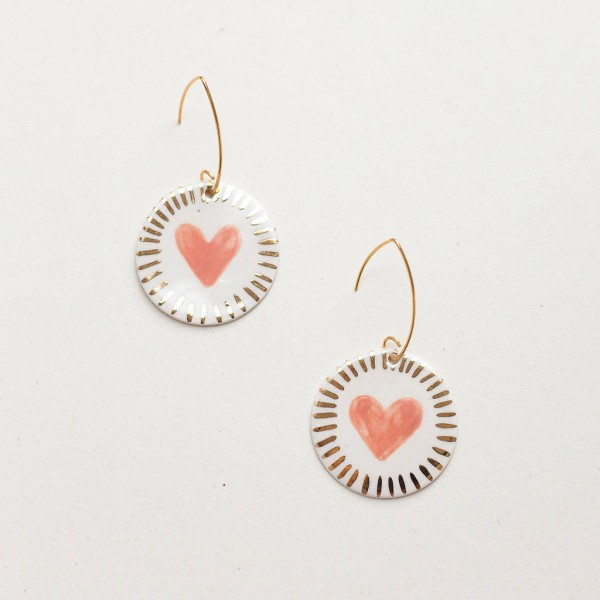 L.O.V.E. / ZOLA 1 - Earrings