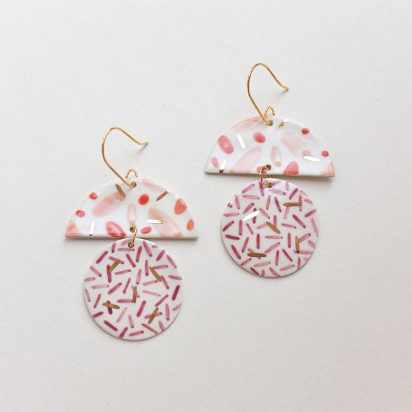 L.O.V.E. / ODETTE 1 - Earrings