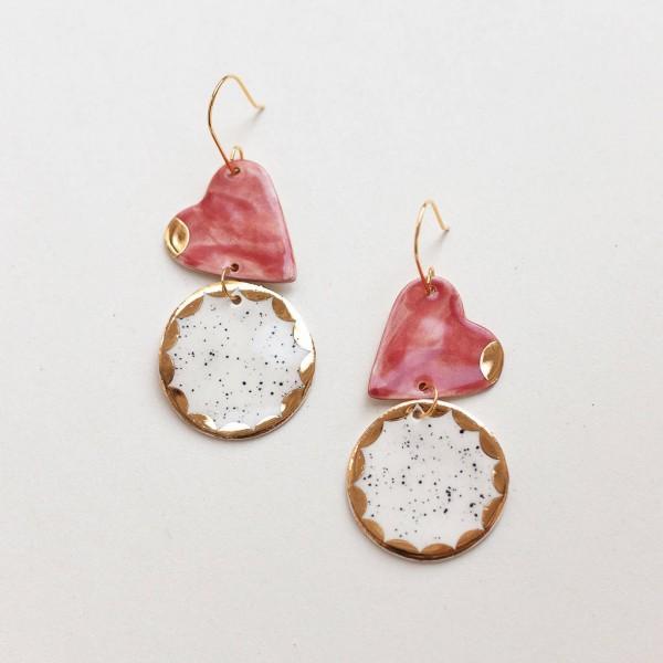 L.O.V.E. / VENUS - Earrings