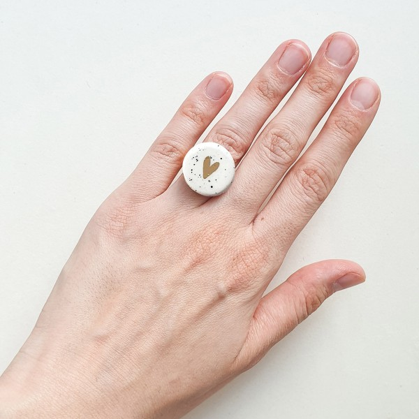 L.O.V.E. / Adjustable ring 6