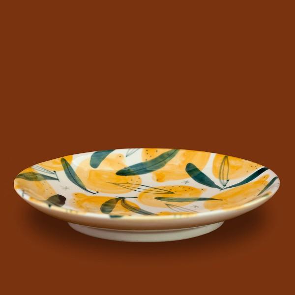 LIMONE medium plate