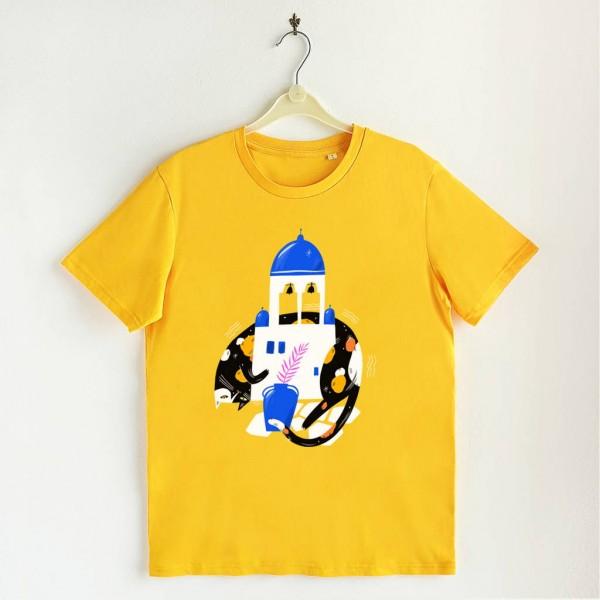 Calico t-shirt