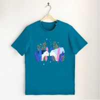 Underwater kiss t-shirt
