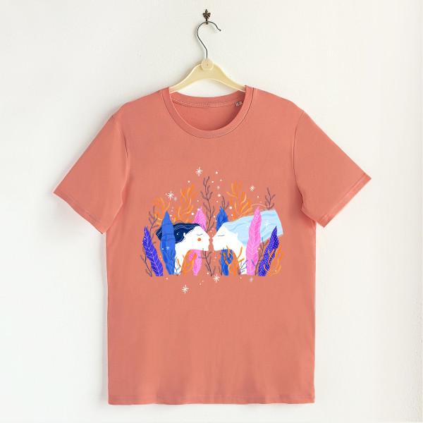 Underwater Kiss / T-shirt