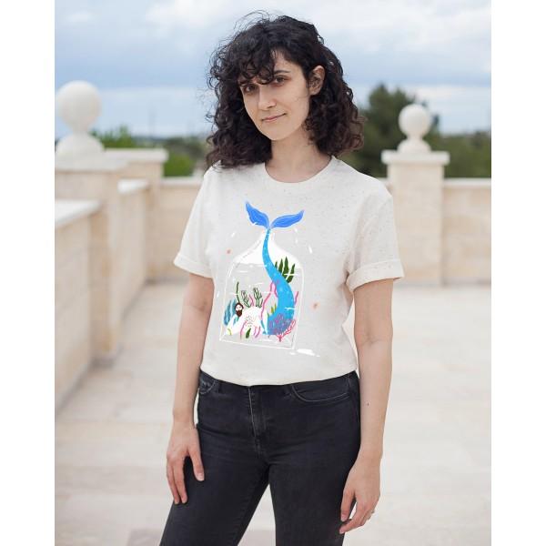 Souvenir: Merman t-shirt