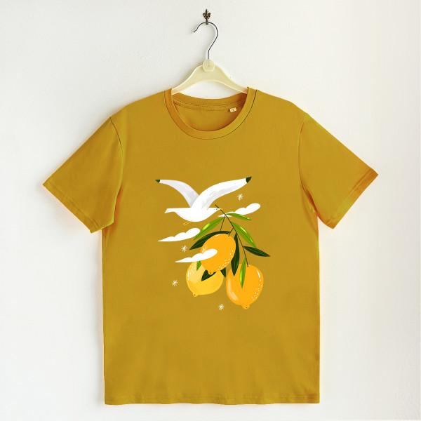 Seagull / T-shirt