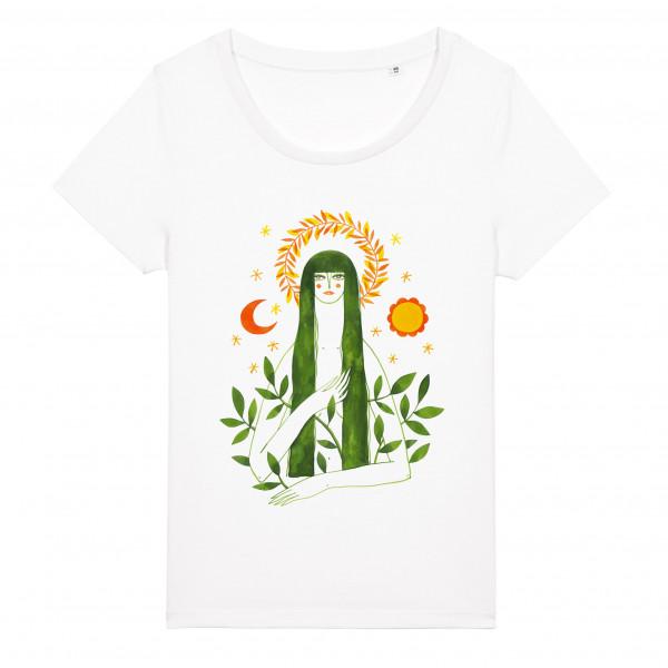 T-shirt Fecioara