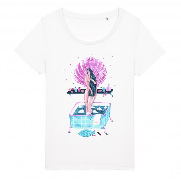 T-shirt Goddess Of Foamy Baths