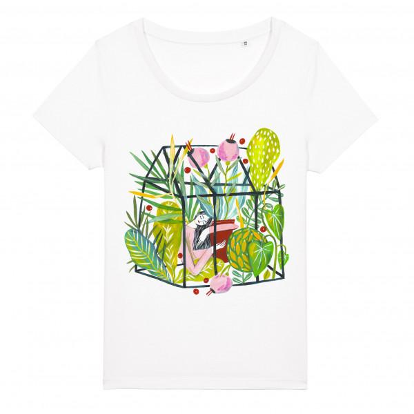 T-shirt Goddess Of Green