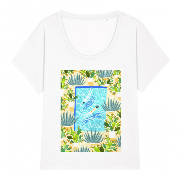 T-shirt La Piscina