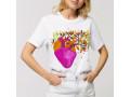 T-shirt Let Love Grow