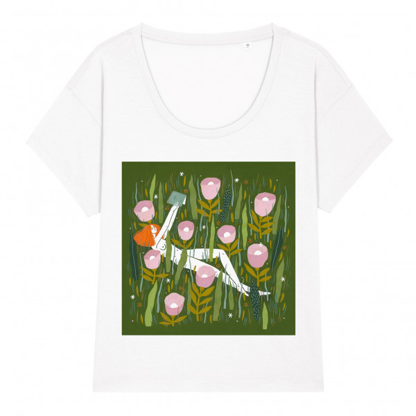 T-shirt Reading In May