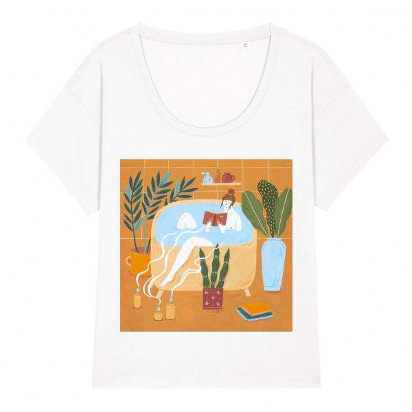 T-shirt Reading In September