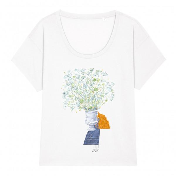 T-shirt Signora Achillea