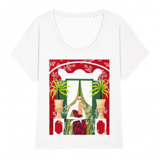 T-shirt Le Sirenuse