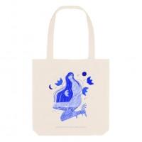 Albastru: Marea/ Cotton Bag