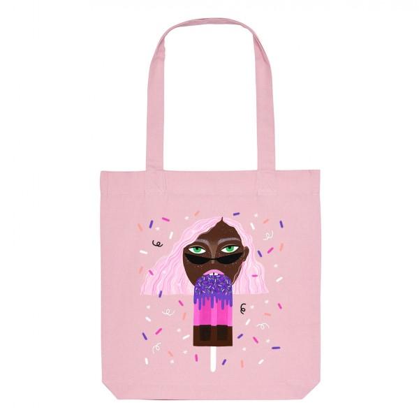 POPSICLE / medium tote bag