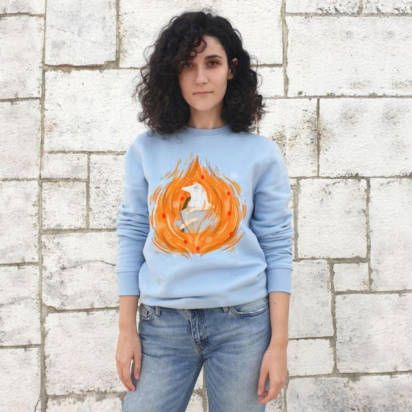 Fire of Us Sweatshirt