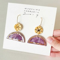 EMILIA / PORCELAIN EARRINGS 4
