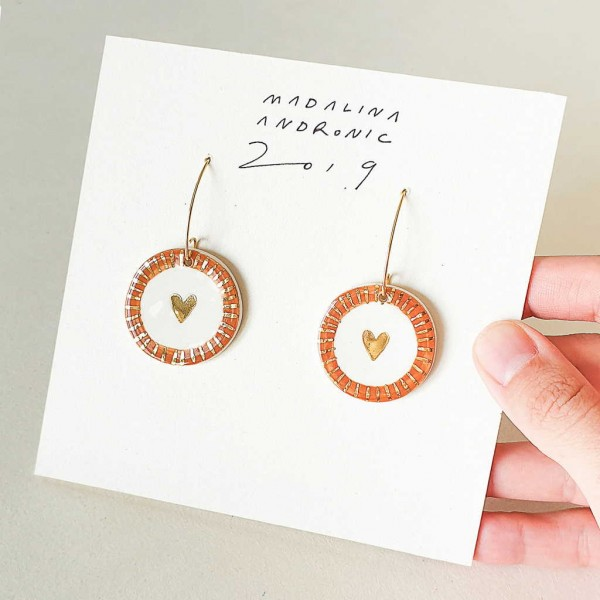ZOLA / PORCELAIN EARRINGS 4