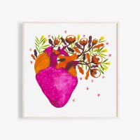 Let Love Grow Print