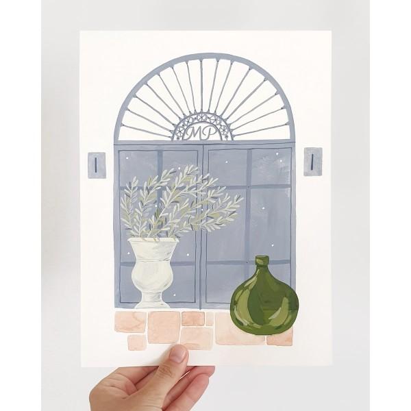 Masseria Door Original