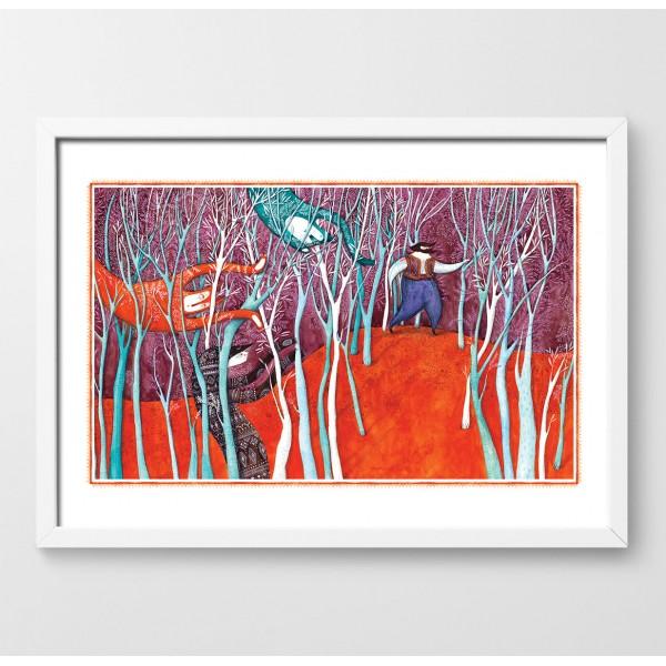The Forest / Zana Zorilor