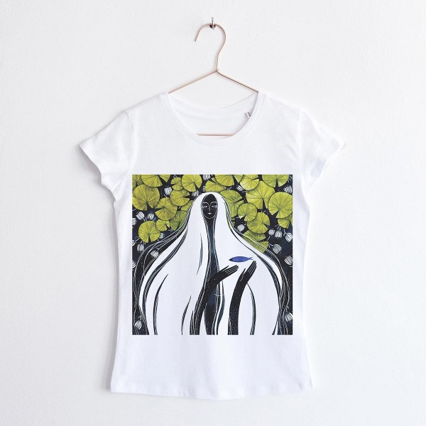 """""""FAIRY OF THE WATERS"""" / ROUND NECK TSHIRT"""