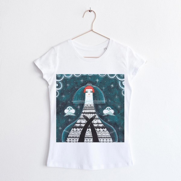 """""""FAIRY OF THE SOULS"""" / ROUND NECK TSHIRT"""