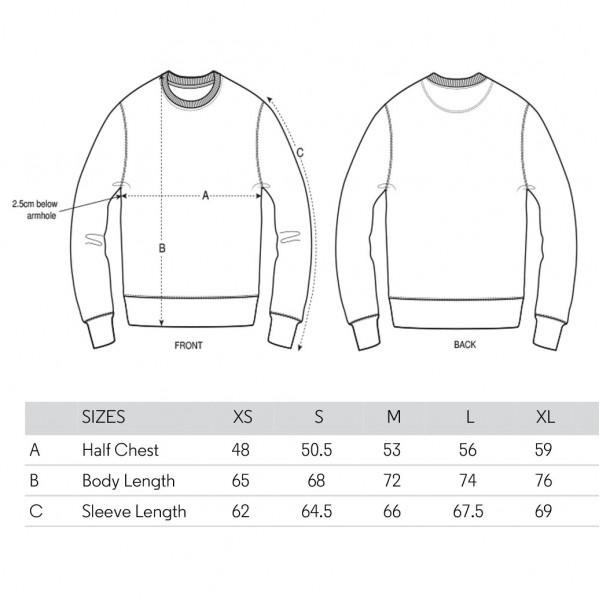 ACASA / Unisex Sweatshirt #3