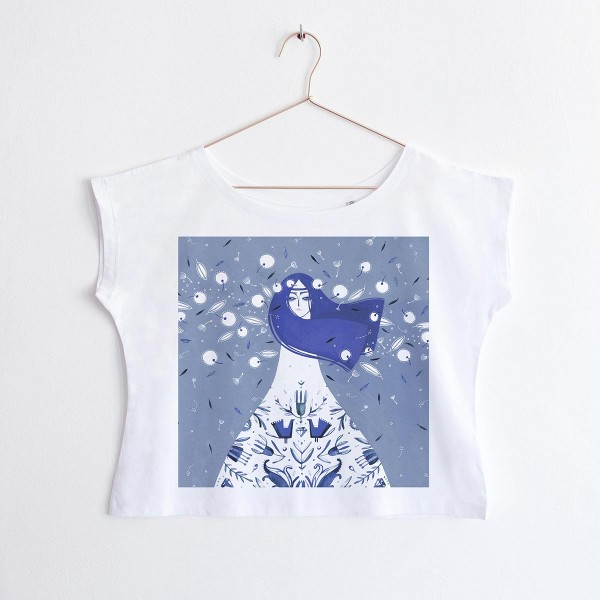"""FAIRY OF THE WIND"" / OVERSIZED TSHIRT"