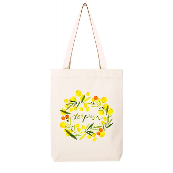 SORPRESA / medium tote bag