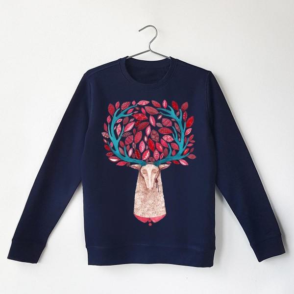 DEER / Unisex Sweatshirt