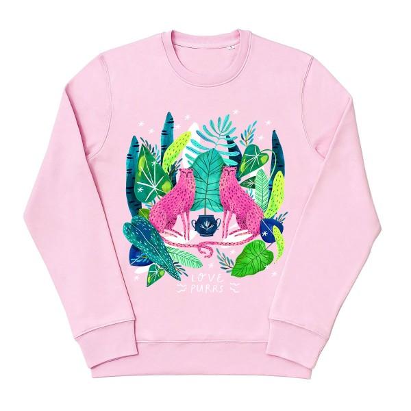 LOVE PURRS Sweatshirt