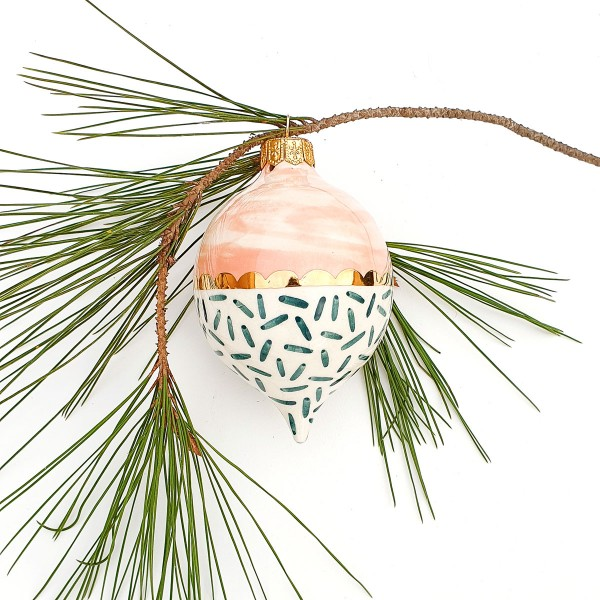 SPINDLE / tree ornament